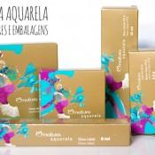 Natura Aquarela | Novas Cores e Embalagens