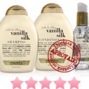 Testei: Organix Vanilla Silk