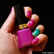 Esmalte da Semana: Plum Seduction