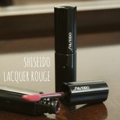 Shiseido | Lacquer Rouge
