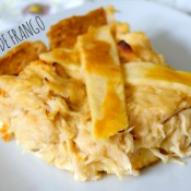 Casual Sunday: Torta de Frango