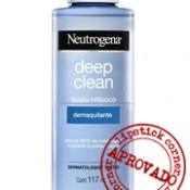 Testei: Neutrogena Deep Clean Fluido Bifásico