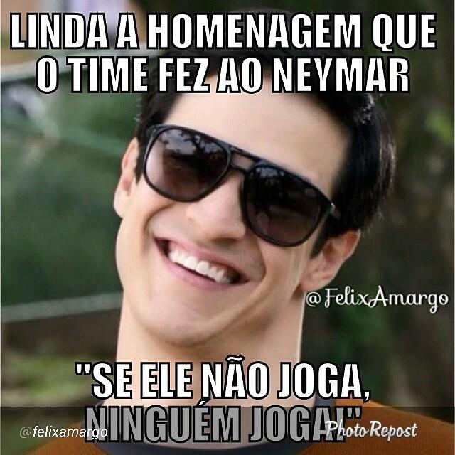 Só rindo gente...! #tevecopa